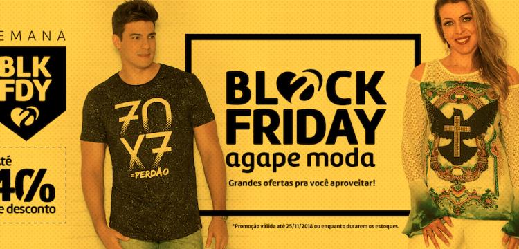 Spoiler: Produtos da Ágape na Black Friday